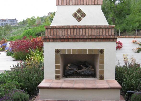 Masonry Fireplace Kits Prefabricated Fireplace Capo